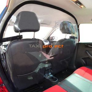 Taxi Scherm